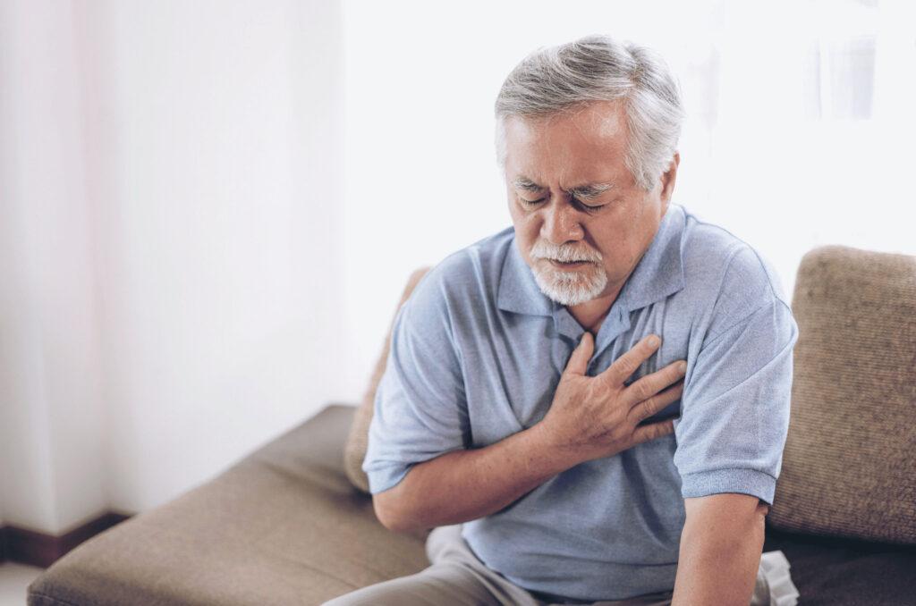 ossigeno al cuore